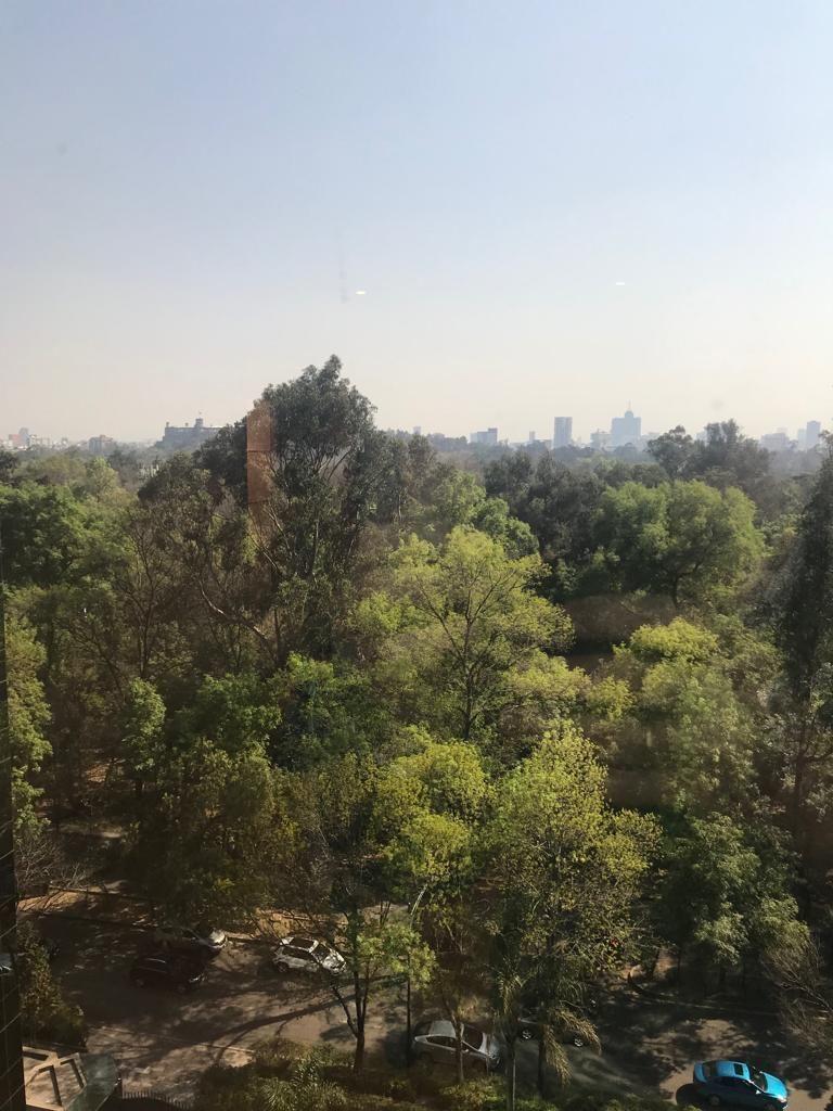 2 de 23: vista al bosque y castillo de chapultepec