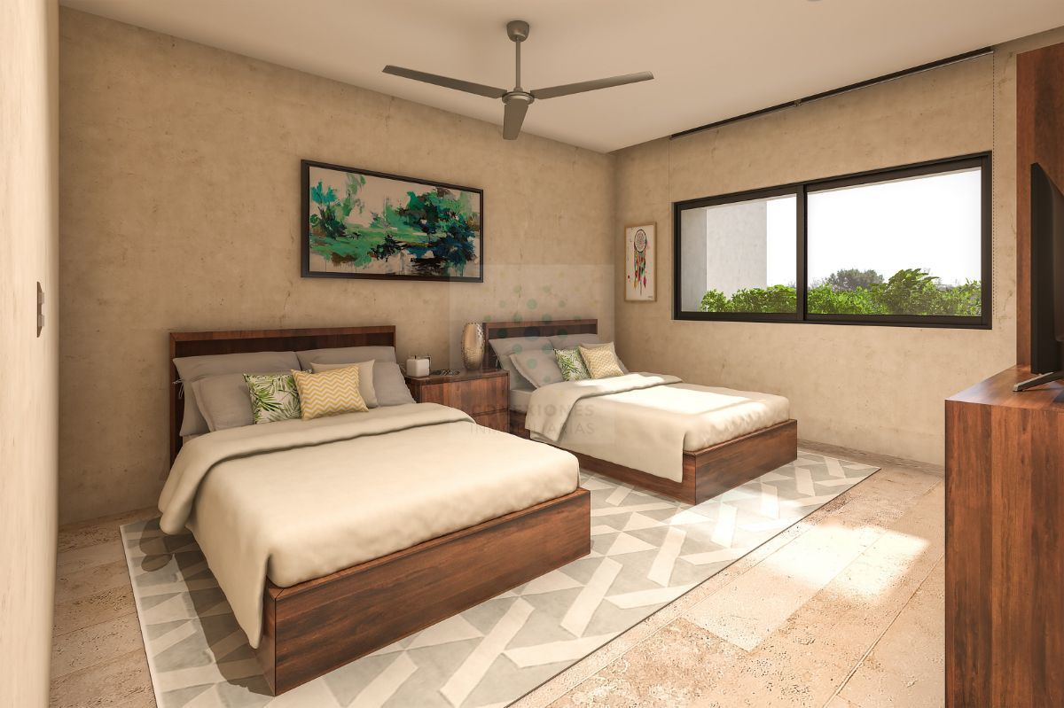 5 de 7: Dormitorio