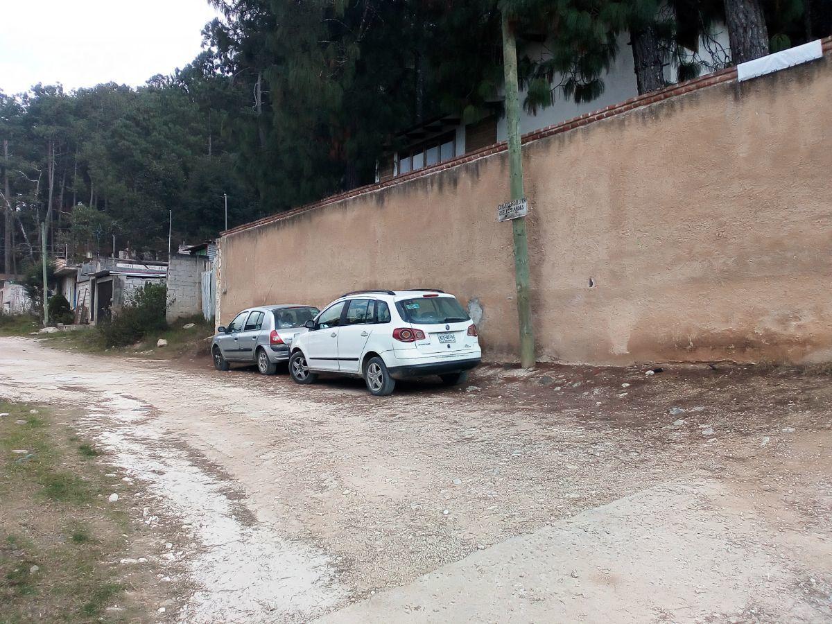 5 de 5: Calle Cordillera de los Andes.