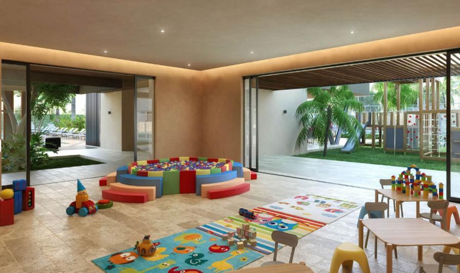 17 de 20: Kids area, para que tus hijos disfruten y tú más.