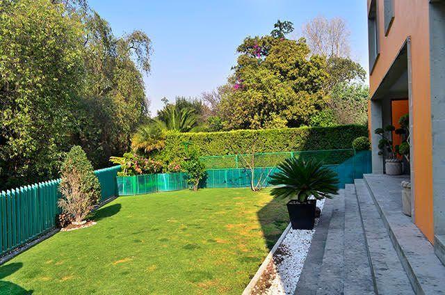 13 de 28: Jardin privado