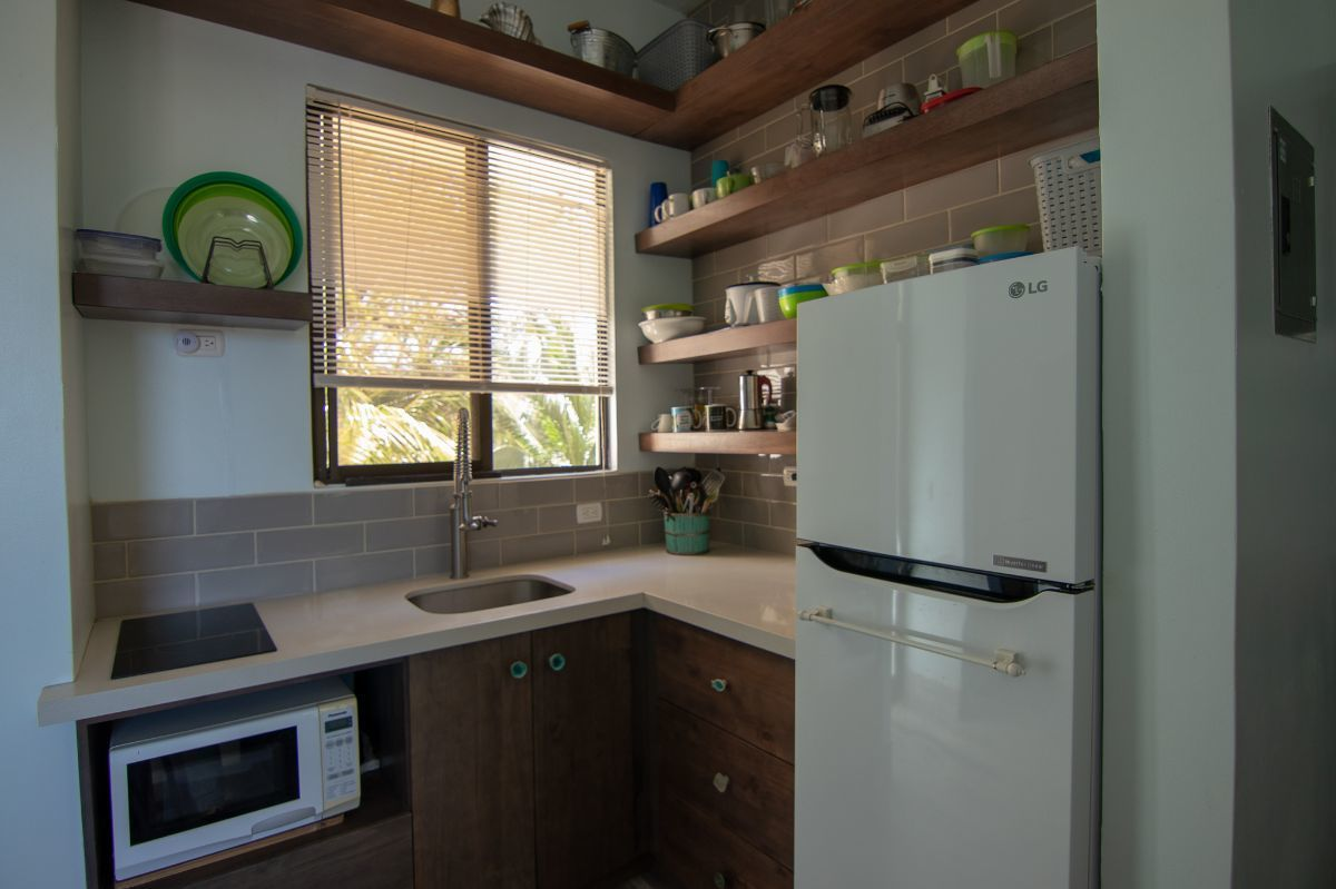 6 of 14: Remodeled kitchen