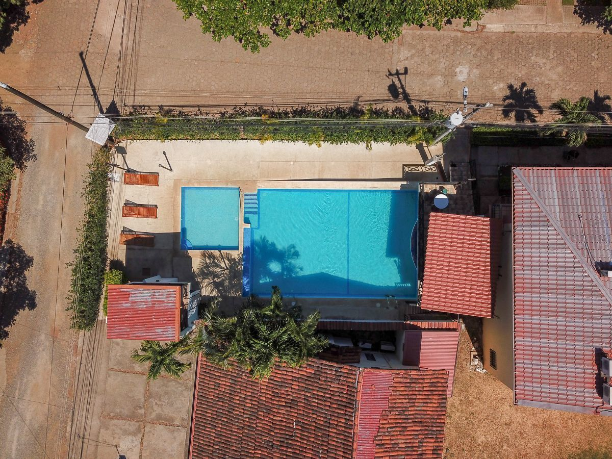 25 of 25: Aerial view of the pool