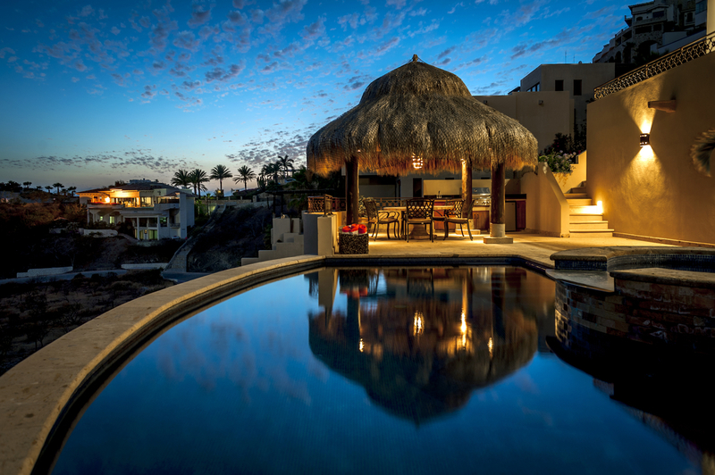 22 de 23: The Pool and the Palapa