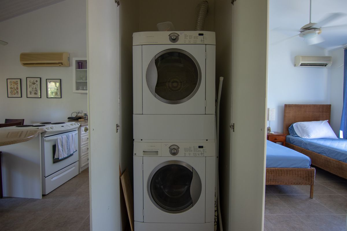 7 of 15: New washer dryer
