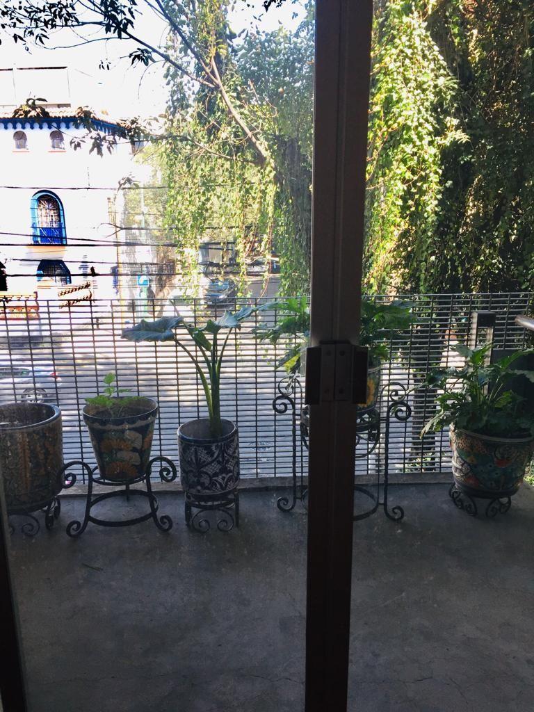 1 de 11: Balcón / terraza con vista arbolada