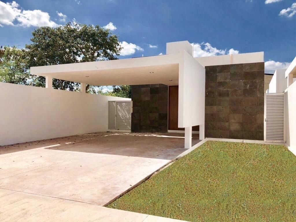 Casa Nueva De Una Planta En Venta Dzitya Mérida Norte Easybroker