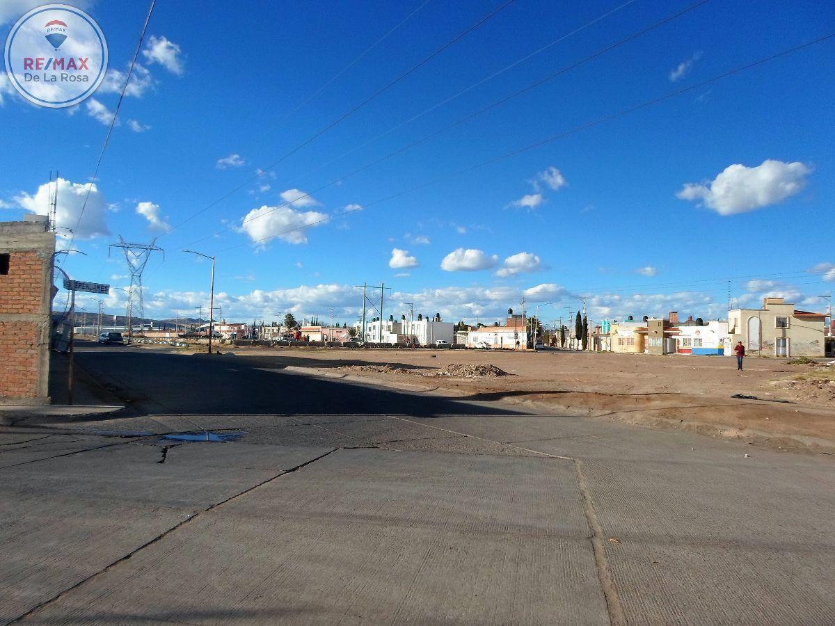 8 de 11: Calles de acceso Tepehuanes que se convierte en Andromeda