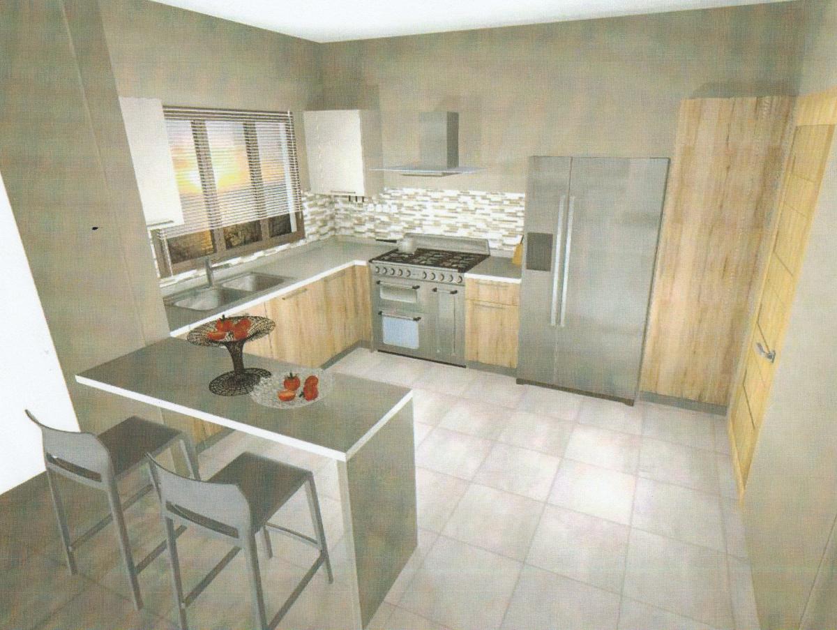 10 de 14: Esquema conceptual de la cocina.