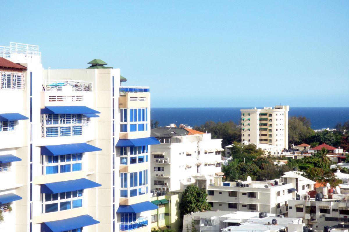 1 de 16: Vista desde el balcón principal