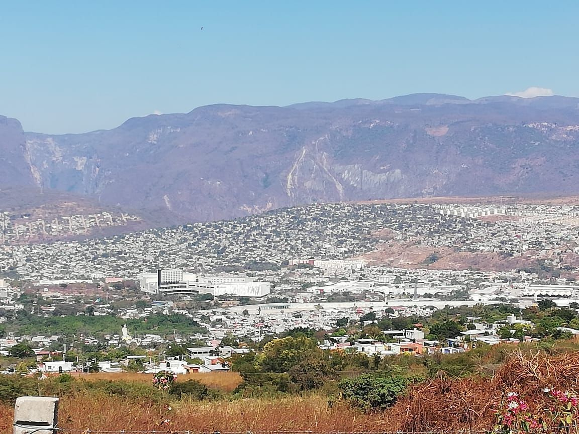 27 de 32: Vista hacia Cañón del Sumidero