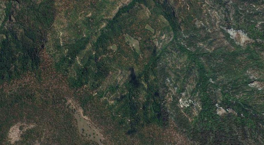 3 de 6: acercamiento satelital