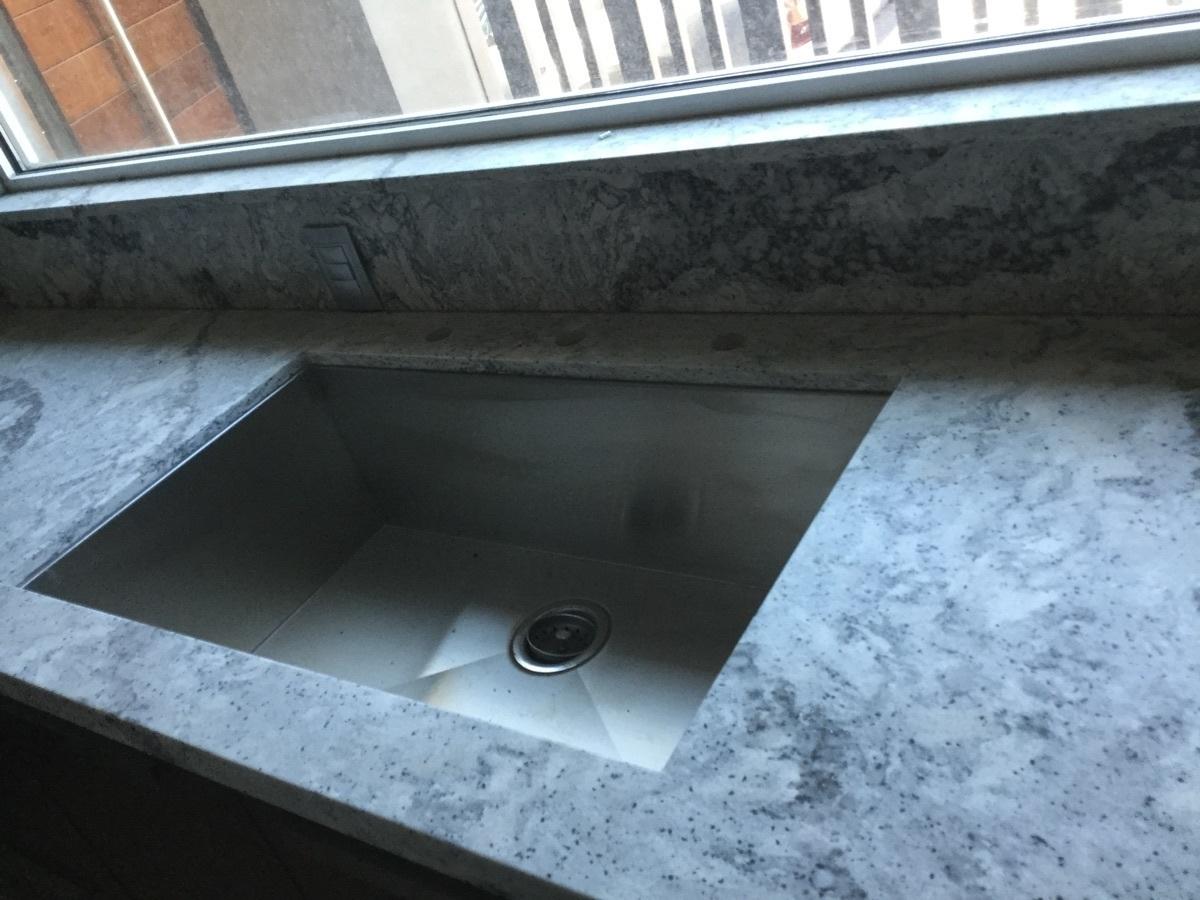 8 de 29: Sink cuadrado de acero inoxidable
