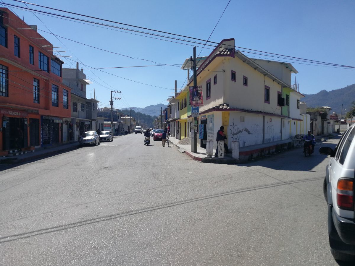 5 de 5: Intersección de calles