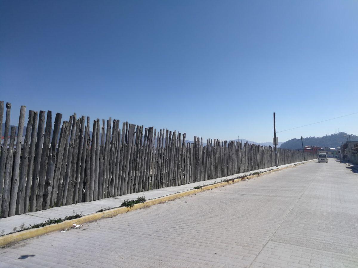 4 de 4: vista lateral sobre Calle Vicente lombardo