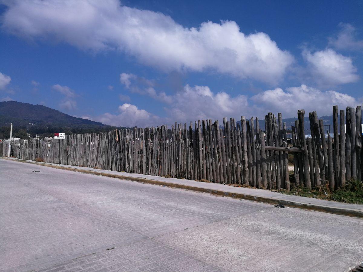 3 de 4: vista del terreno sobre calle