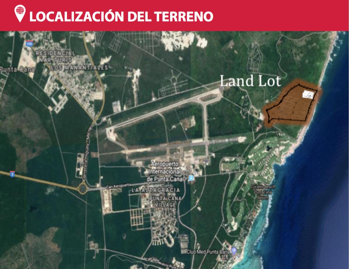 4 de 5: Localización del Terreno