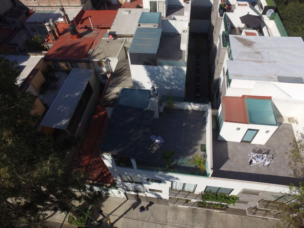 9 de 10: roof garden vista panorámica