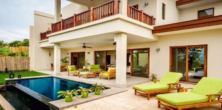 6 de 12: Villa Grayumbo . 4 hab. 4.5 baños . US$ 389,000