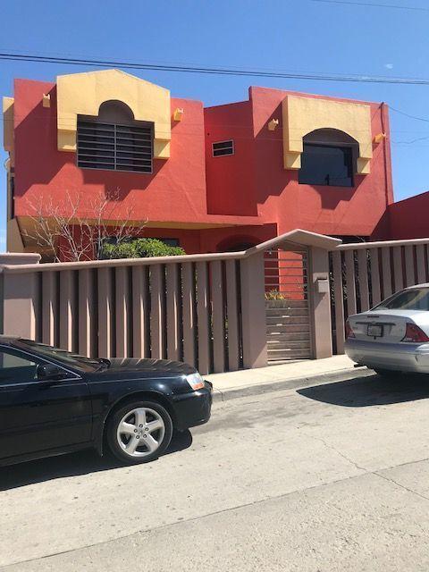 2 de 25: Renta residencia colonia Obrera Fachada