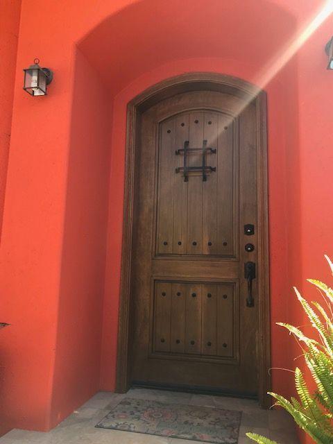 3 de 25: Entrada a casa en renta en colonia Obrera