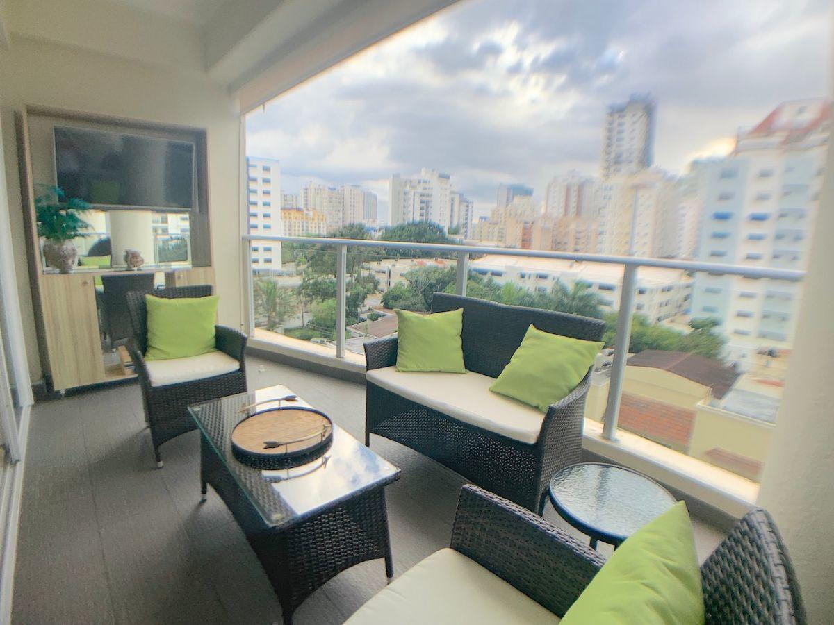 1 de 16: Balcón - Terraza con vista