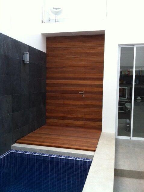 7 de 24: Deck y baño