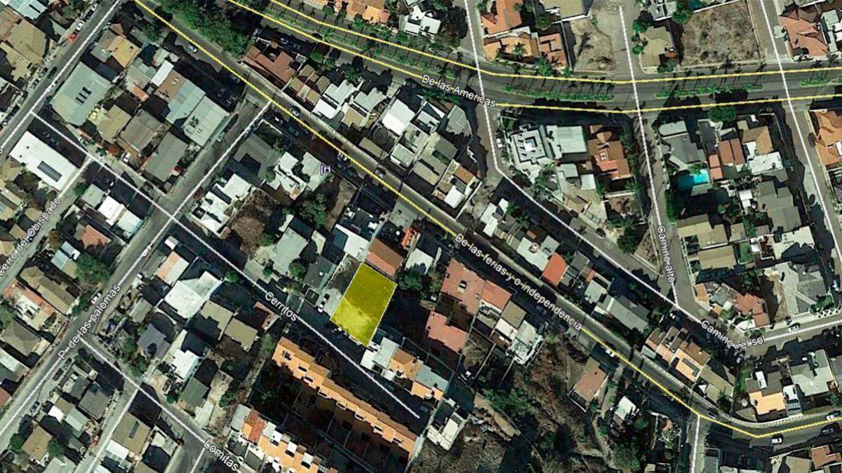 16 de 17: Terrenos en Venta en Avenida de Las Ferias PMR-413