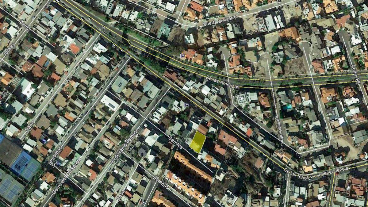17 de 17: Terrenos en Venta en Avenida de Las Ferias PMR-413