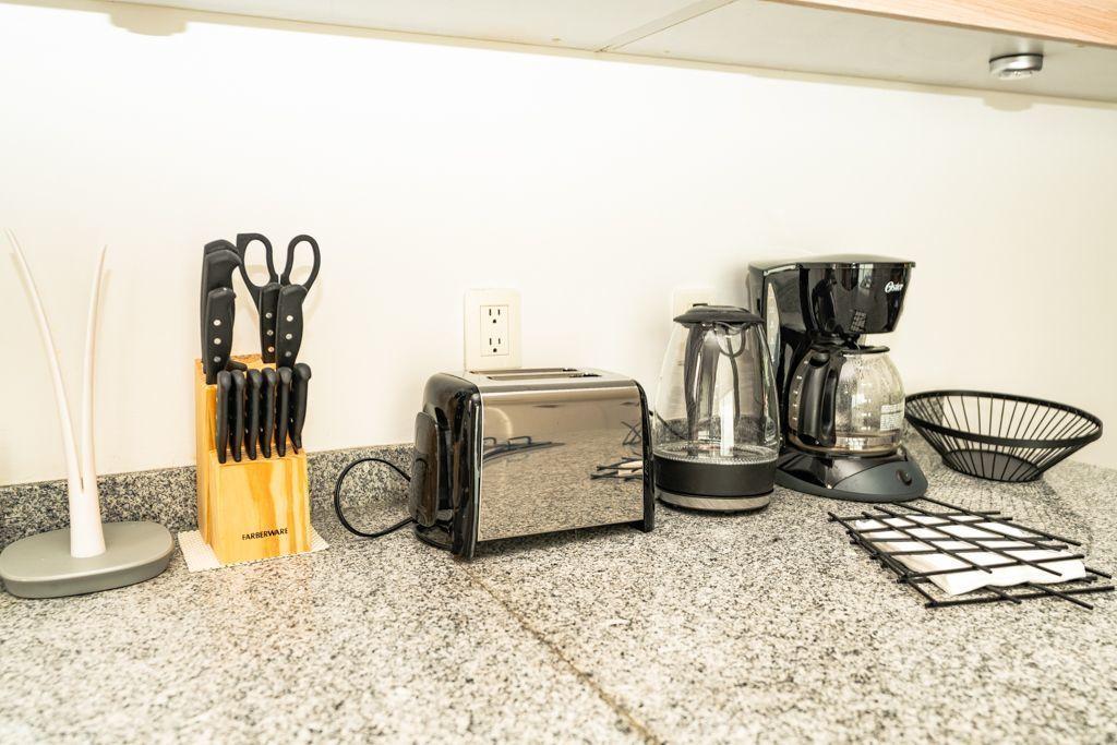 45 de 45: Electrodomésticos.
