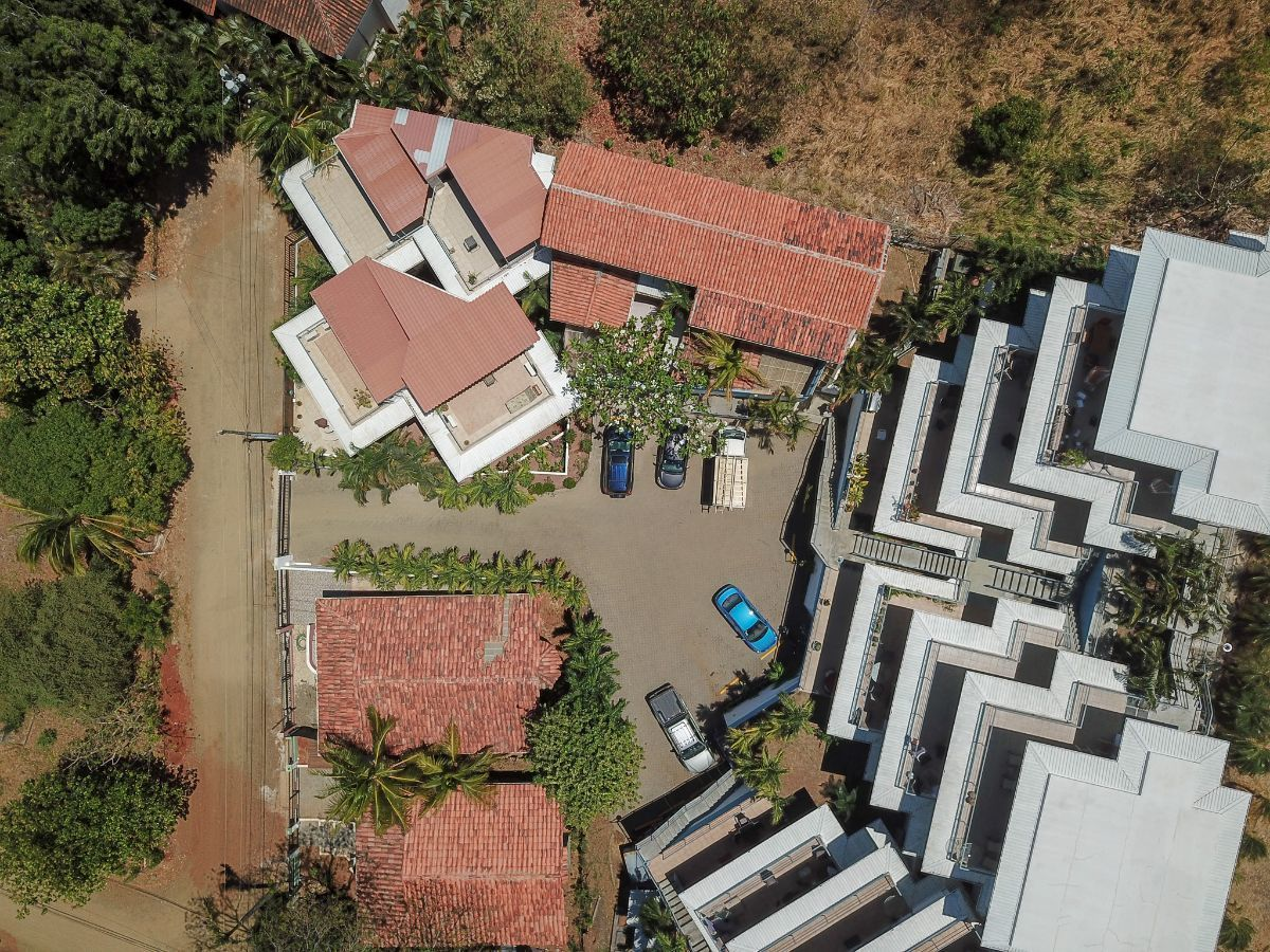 18 of 19: Aerial view of Tucanes community