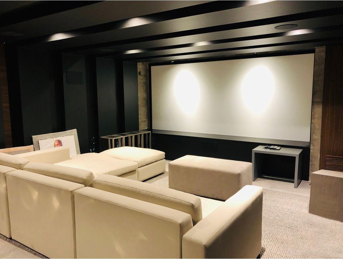 12 de 13: Sala de cine
