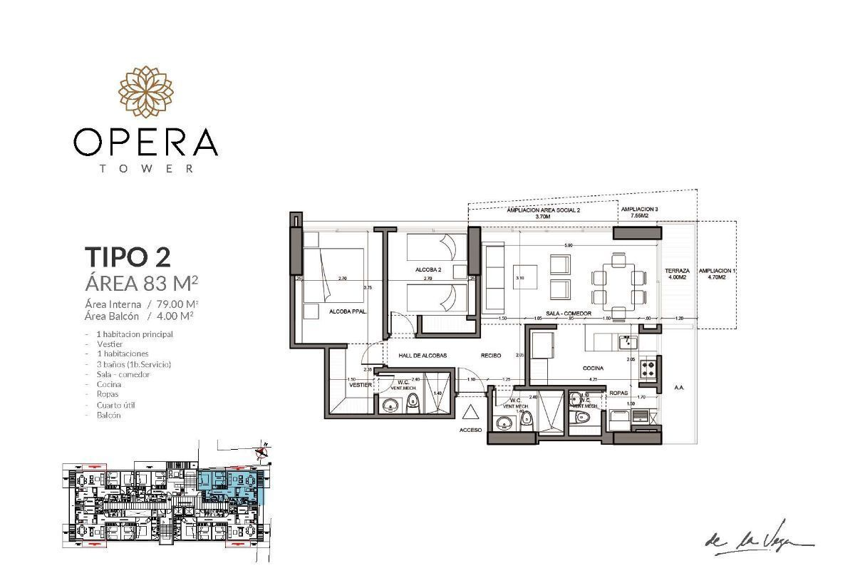 12 de 16: Apartamento Tipo 2