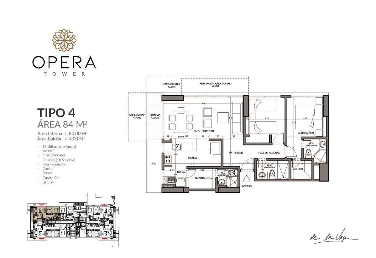14 de 16: Apartamento Tipo 4