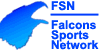 Connellsville Falcons Sports Network Logo