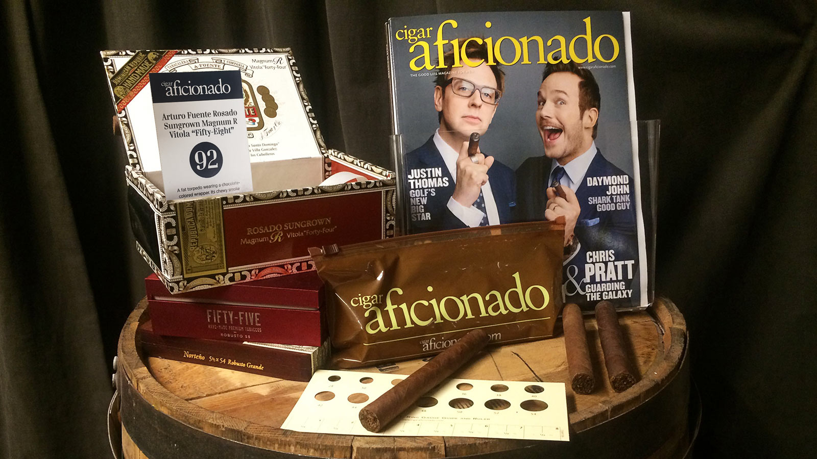 Attention Retailers! Join the Cigar Aficionado Retail Club.