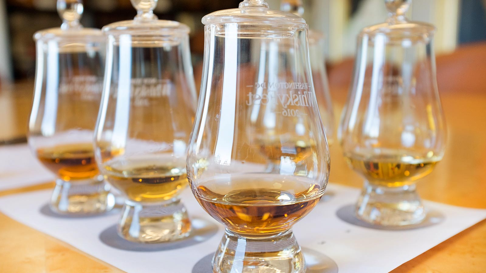 About the Whisky Advocate Top 20