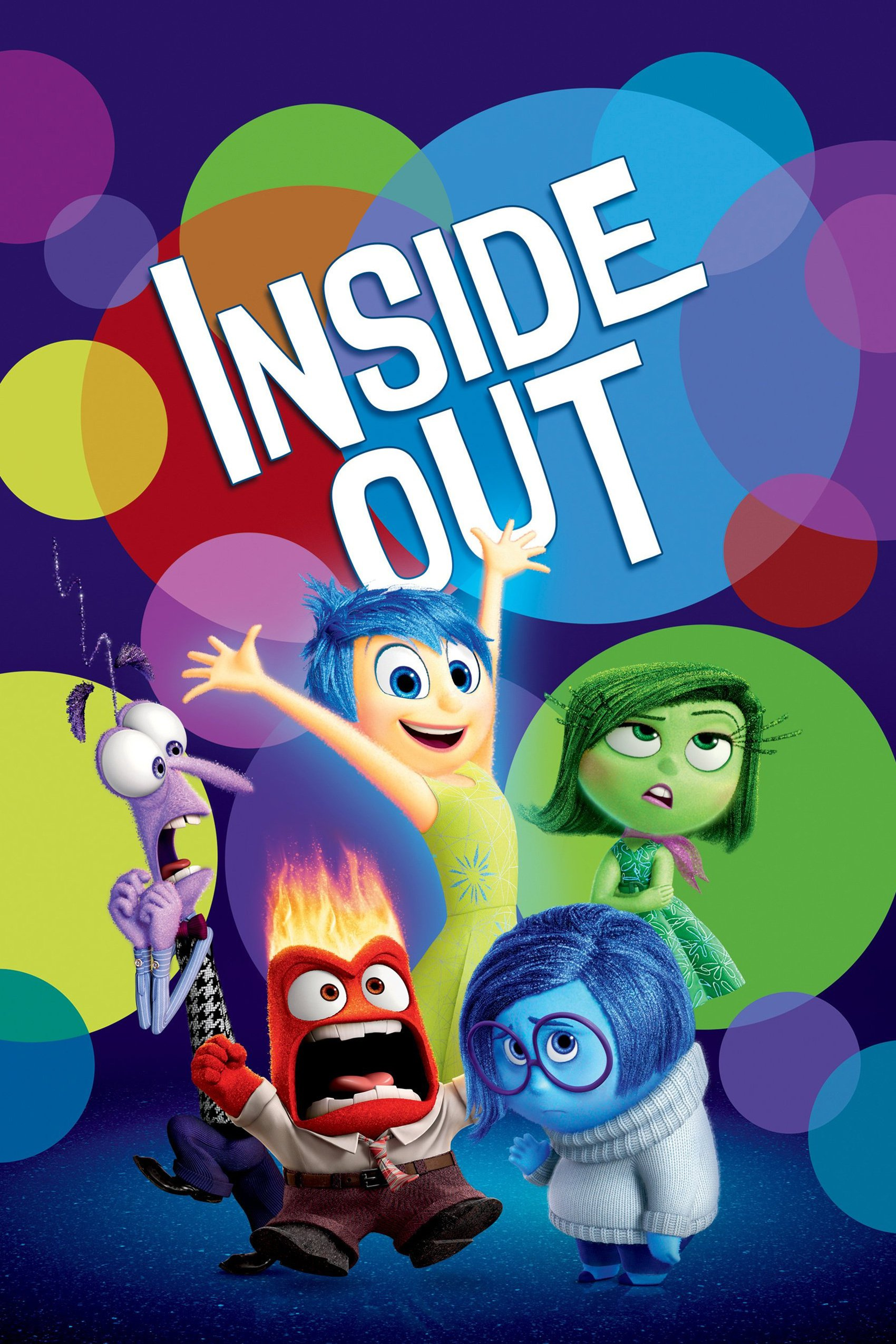 Inside Out One Sheet
