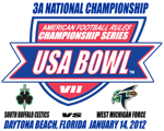 Usa bowl 2012 logo celtics force