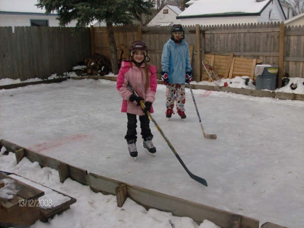 28 homemade backyard ice rink backyard ice rink gt budget