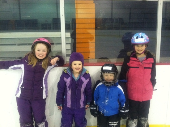 Learn to Skate - Williston North Dakota