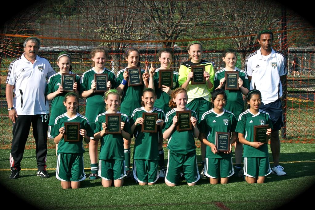McLean Premier Tournament 2012 Champions