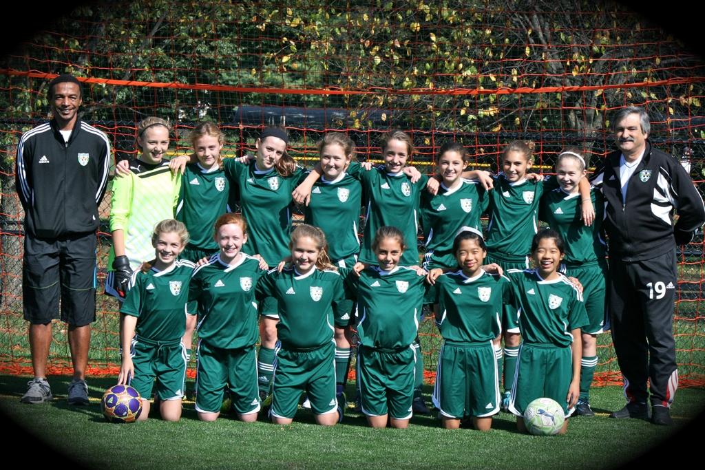 McLean Real Green U12