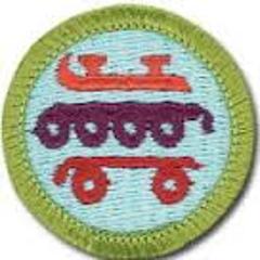 BSA Skate Merit Badge