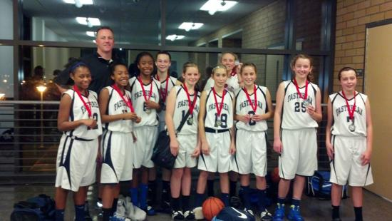 7th Grade RED, 2nd Place