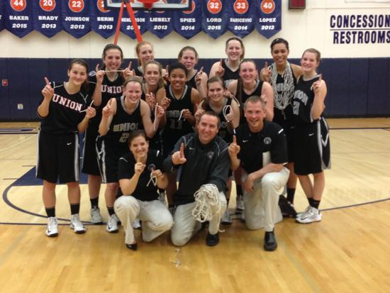 TITAN GIRLS 2012-13 DISTRICT CHAMPS!