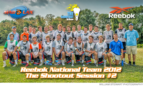 2012 Madlax Nationals Team