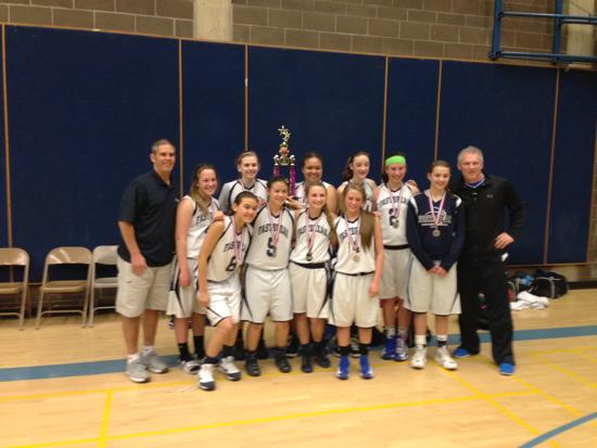 16U 2nd Place Oregon State AAU Qualifier