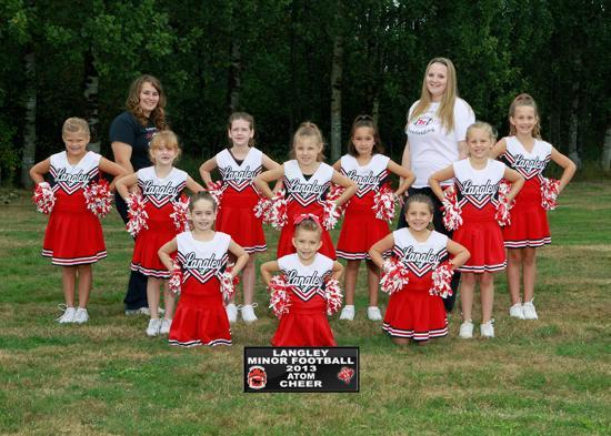 Cheerleaders Welcome