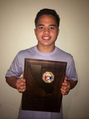 KEANU TOM- Triple Crown Winner